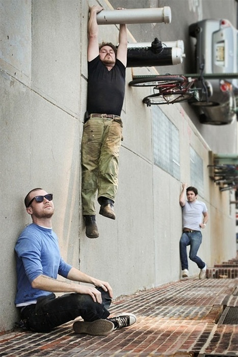 30 Cool And Amazing Forced Perspective Photography of All Time | Maiden Release | Art, photography and painting | Scoop.it
