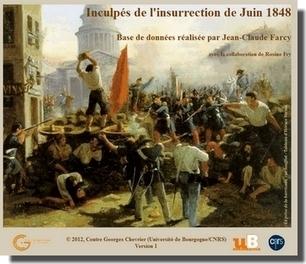 La base des inculpés de l'insurrection de juin 1848 - Le Blog Généalogie   Auprès de nos Racines - Généalogie   Scoop.it