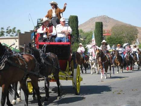 NORCO: Horse parade marches through town - Press-Enterprise | A Few Random Things that I Find Interesting | Scoop.it