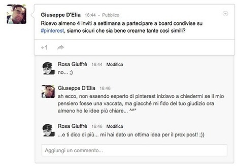 Board condivise su Pinterest (parte 1) - blog.artera.it | La cura dei contenuti informativi del web | Scoop.it