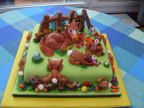 Have Some Easter Horse Cake | Horse and Rider Awareness | Scoop.it