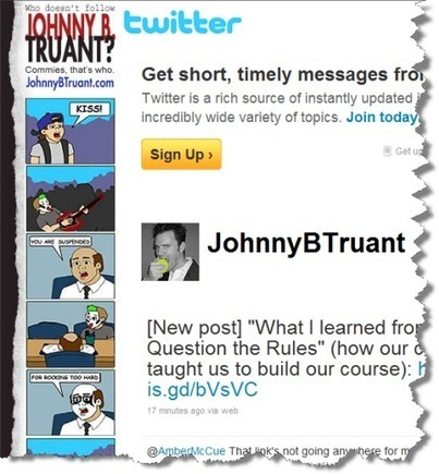 How to Create a Custom Twitter Background Design | Social Media Examiner | Twitter Stats, Strategies + Tips | Scoop.it