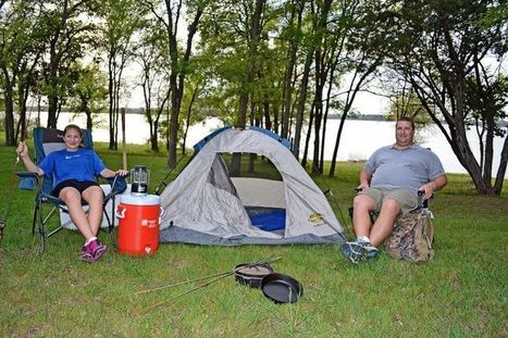 Camping basics: Enjoying nature doesn't have to be costly or complicated - Waco Tribune-Herald | Hiking Hacks | Scoop.it