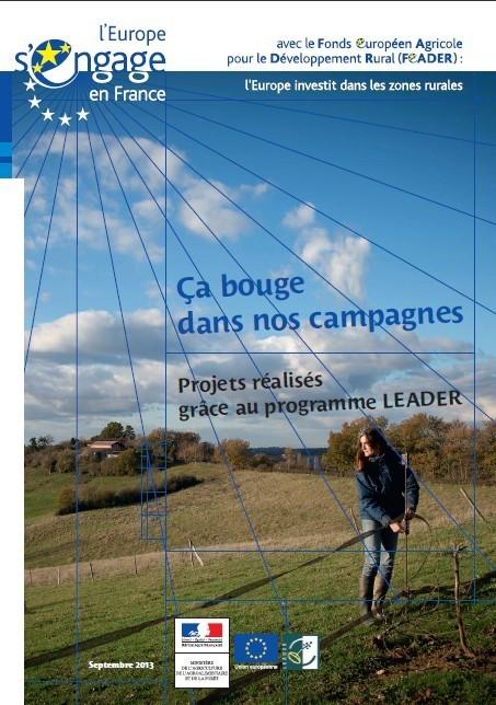 L'Europe chez nous ! ça bouge dans nos campagnes   Le portail des Fonds européens en France   Scoop.it