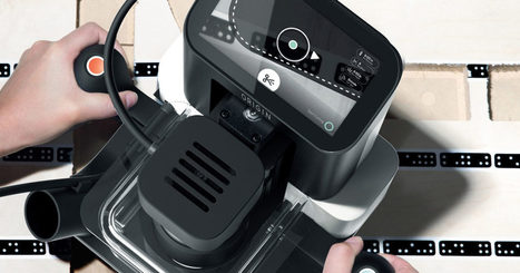 Shaper's Origin Power Tool Uses Machine Vision to Make Perfect Cuts | AR - QR | Scoop.it