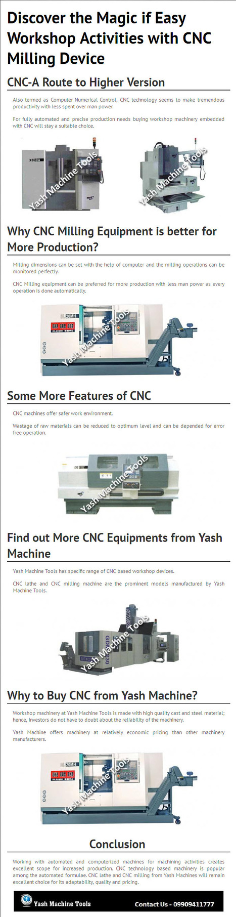 Discover the Magic if Easy Workshop Activities with CNC Milling Device   Lathe Machines   Scoop.it