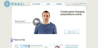 Prezi | CrunchBase Profile | Narzędzia do tworzenia prezentacji. | Scoop.it