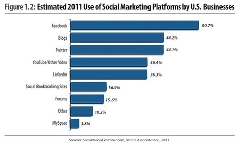 Report: Social Media Spending Threatens To Overtake Paid Search Among SMBs | Food for Thought Social Media | Scoop.it