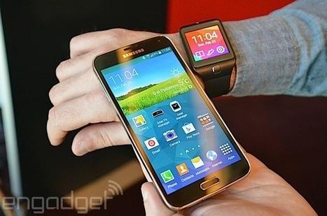 Samsung's Galaxy S5 now comes in a tweaker-friendly Verizon model | celulares | Scoop.it