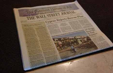 Look What I Found Outside My Hotel Door In The Morning — Yesterday's News! | Digital-News on Scoop.it today | Scoop.it