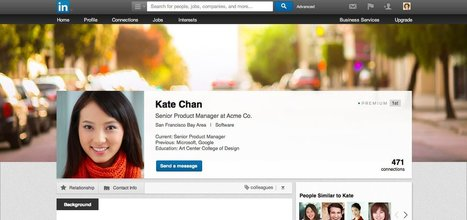 Soon Your LinkedIn Profile Will Look More Like Your Facebook Page | Linkedin | Scoop.it