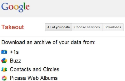 #Google's Data Liberation Front Frees Your +1s | Information Wants to be Free | Scoop.it