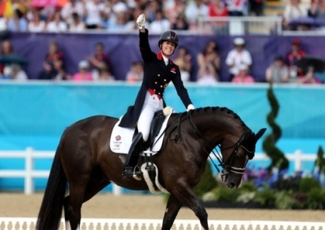 Dressage Boom: Olympics spur interest by young in horse dancing - Yorkshire Post | Fran Jurga: Equestrian Sport News | Scoop.it