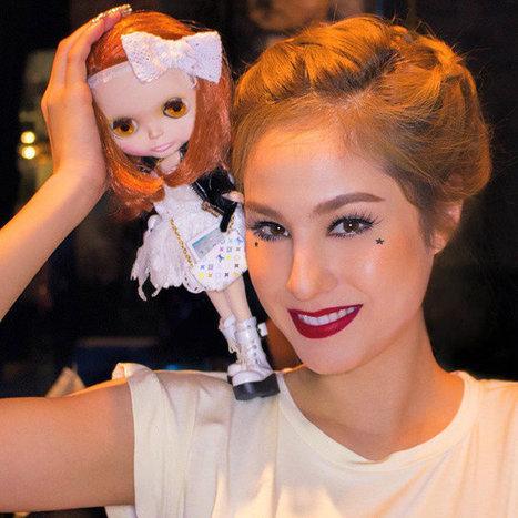 แฟชั่นเริ่ดๆ ขวัญ อุษามณี คือดีงาม | fashion in Thailand | Scoop.it