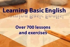 Learning basic English Learn English lessons books exercise free | Practice your English | Scoop.it