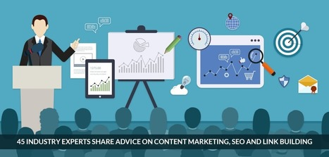 Industry Experts Share Advice On Content Marketing, SEO And Link Building | E2M Blog | JAV - #SocialMedia, #SEO, #tECONOLOGÍA & más | Scoop.it