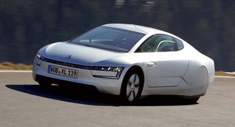 VW's Ducati-Powered XL1 May Debut at the 2014 Geneva Motor Show | Ductalk Ducati News | Scoop.it