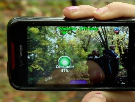 EcoMOBILE: Blended learning across virtual and natural ecosystems | Studying Teaching and Learning | Scoop.it