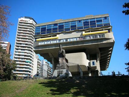 La Bibliothèque Nationale d'Argentine, un lieu surprenant rempli d'Histoire – Argentine Info   Quatrième lieu   Scoop.it