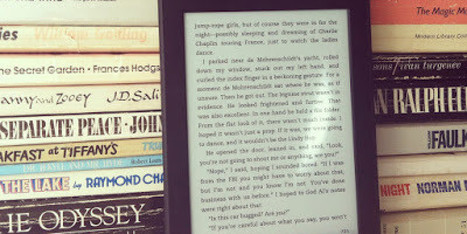 7 Reasons It's OK To Love Your eReader   Library thing   Scoop.it