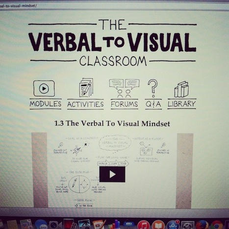 The Verbal To Visual Newsletter: The 50/50 Rule Of Visual Note-Taking | Graphic Coaching | Scoop.it