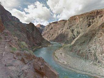 El Gran Cañón, al completo en Google Street View | Nuevas Geografías | Scoop.it