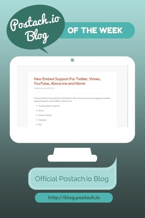 Blogging with Evernote: Top 5 Resource Blogs for Postach.io Users | Blogging with Postach.io | Scoop.it