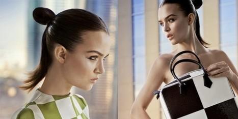 La modella danese Josephine Skriver seduce in Louis Vuitton Style! - Sfilate | fashion and runway - sfilate e moda | Scoop.it
