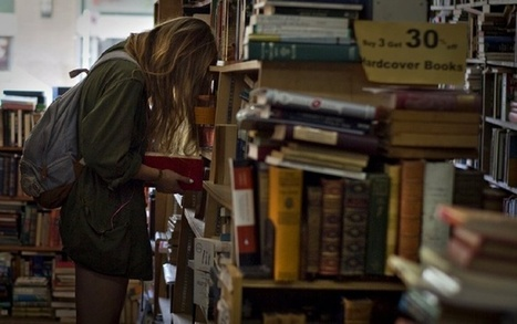 The Decline of the American Book Lover   Reading and literacy   Scoop.it