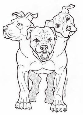 Depth Insights » American Cerberus: Meditations on Pit Bulls and the Underworld by Elizabeth Selena Zinda | Depth Psych | Scoop.it
