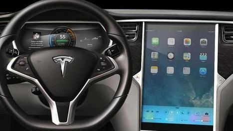 "Tesla: il futuro dell'auto? Senza guidatori, per legge | L'impresa ""mobile"" 
