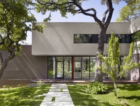 West Lake Hills Residence / Specht Harpman | Idées d'Architecture | Scoop.it