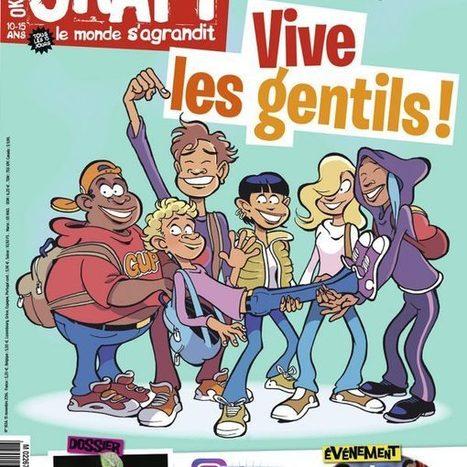 Okapi 1034 – 15 novembre 2016 | PRESSE au CDI : c'est le Bouquet ! Collège Le Verger | Scoop.it
