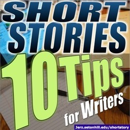 Short Story Tips: 10 Ways to Improve Your Creative Writing | Short Story Writing | Scoop.it