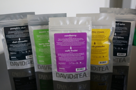 Foodie Products | David's Tea NEW Fall Collection | Abbey's Kitchen | Abbey's Kitchen Inc. | Scoop.it