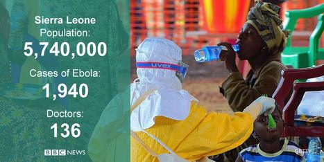 Sierra Leone widens Ebola quarantine | AP HUMAN GEOGRAPHY DIGITAL  STUDY: MIKE BUSARELLO | Scoop.it