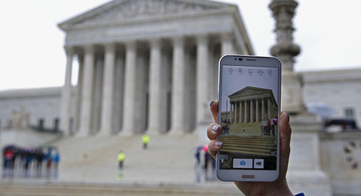 SCOTUS cellphone ruling resonates in NSA fight