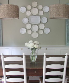 10 Classy Ways to Jazz Up Your Kitchen Walls | Air Circulation and Ceiling Fans | Scoop.it
