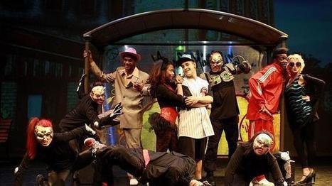 El musical urbano para padres e hijos regresa al Teatro Sanpol - ABC.es | Cine y artes escénicas | Scoop.it