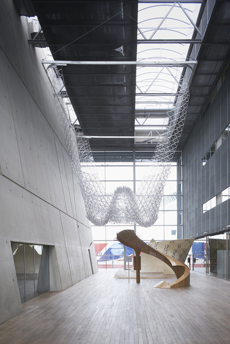 AAU ANASTAS | The BIC Cristal structure | Architecture, design & algorithms | Scoop.it
