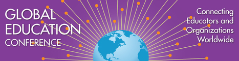 Global Education Sessions. 18th-22nd November #globaled13 | IEARN - GLOBAL EDUCATION | Scoop.it