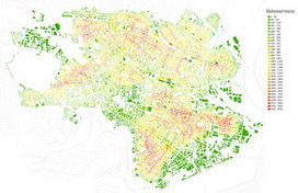 Data Mining Café: UNA: Análisis de grafos de redes espaciales | Social Network Analysis | Scoop.it