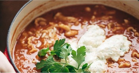 19 Italian Fall Soups That Don't Skimp on the Carbs or Cheese | ♨ Family & Food ♨ | Scoop.it