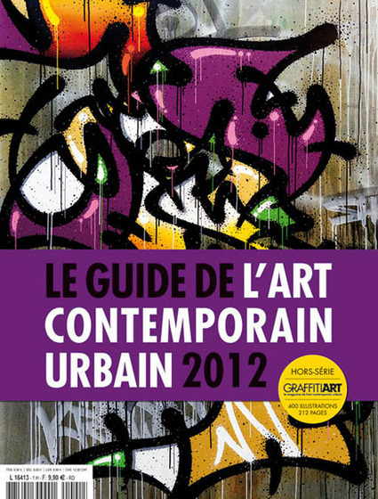 Le Guide de l'Art Contemporain Urbain | Artistes de la Toile | Scoop.it