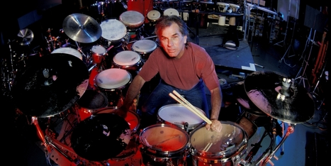 Mickey Hart: 'Grateful Dead' Drummer Creates Painting Rhythm | Life Design | Scoop.it