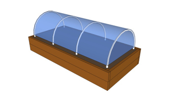 Building a lean to greenhouse | Diy Projects | Scoop.it