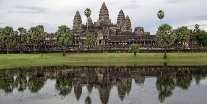 The 're-wilding' of Angkor Wat | Archaelogy News Network | Kiosque du monde : Asie | Scoop.it