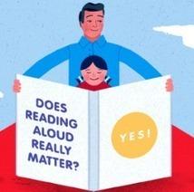 Quinze minutes de lecture à voix haute par jour, pas moins | Rat de bibliothèque | Scoop.it