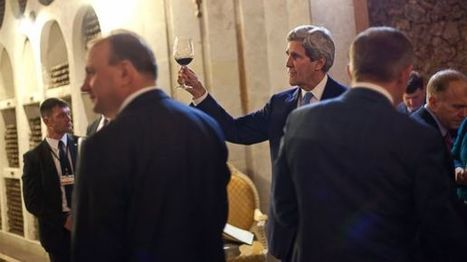 Why John Kerry Wants You to Drink Moldovan Wine - ABC News (blog) | The very best wine stories from social media and across the 'net | Scoop.it
