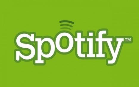 Les utilisateurs gratuits de Spotify écouteront moins de musique | 100% e-Media | Scoop.it